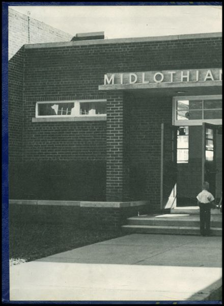 1962 Midlothian High School Yearbook Page 2