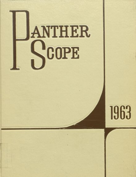 1963 Lapeer (Thru 1976) High School Yearbook Cover