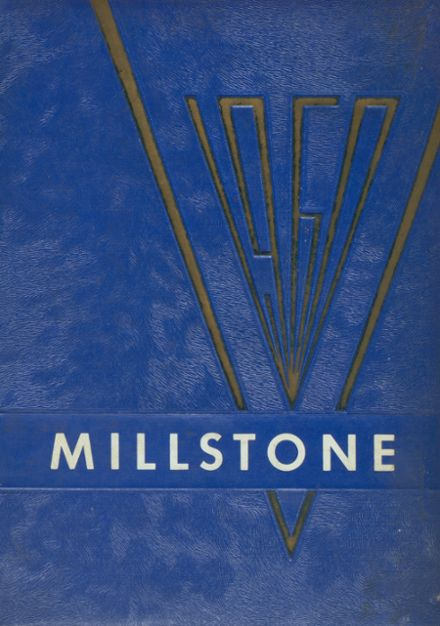 1960 Old Saybrook High School Yearbook Cover