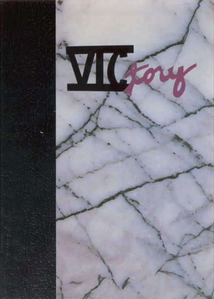 1994 Windsor High School Yearbook Cover