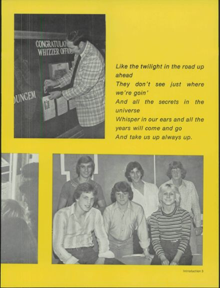 1977 Edsel Ford High School Yearbook Page 7