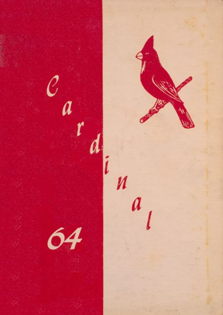 1964 Dollarway High School Yearbook Cover