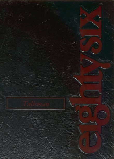 1986 Linganore High School Yearbook Cover