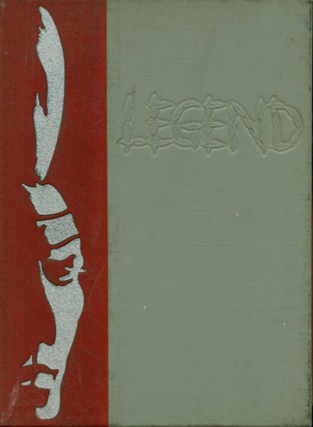 1970 Lenape High School Yearbook Cover