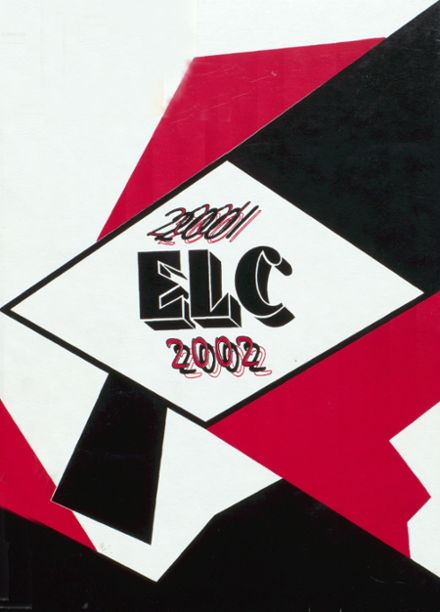 2002 Lincoln Central High School Yearbook Cover