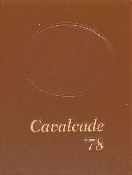 1978 Clawson High School Yearbook Cover