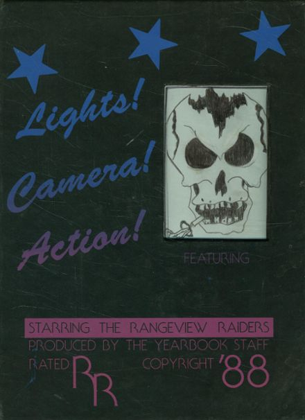 1988 Rangeview High School Yearbook Page 1