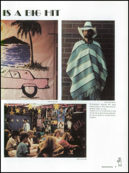 1988 Rangeview High School Yearbook Page 9