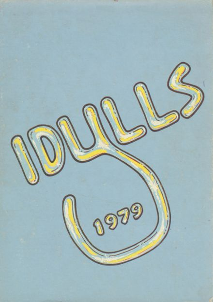 1979 Wilson Hall High School Yearbook Cover