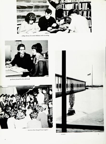 1964 Glenbrook South High School Yearbook Page 8