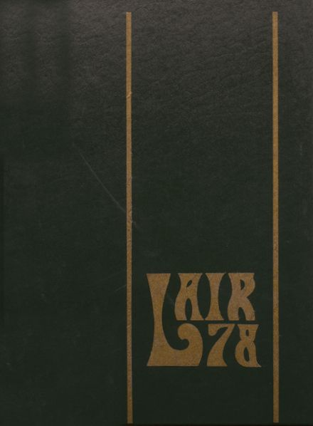 1978 Parkdale High School Yearbook Cover