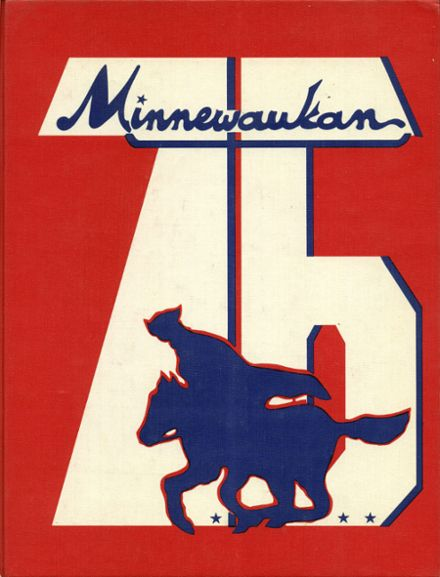 1976 Baraboo High School Yearbook Cover