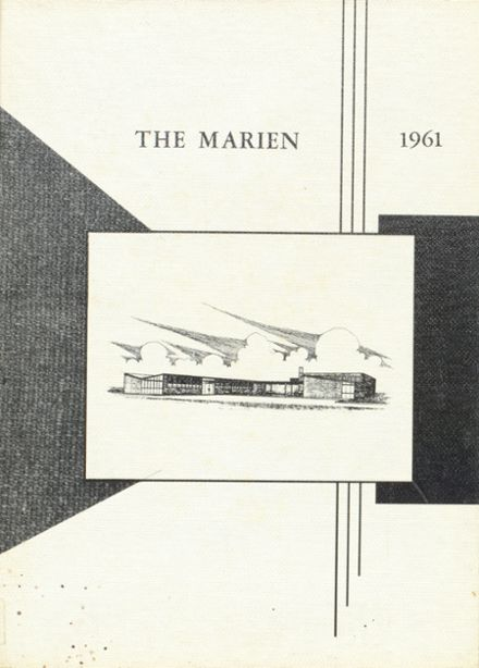 1961 East Forest High School Yearbook Cover