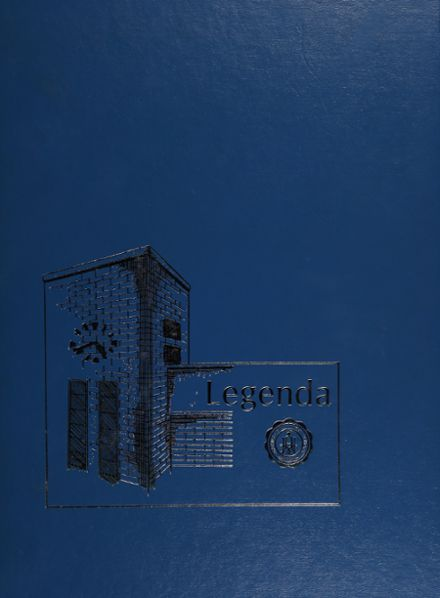 1981 Arthur Hill High School Yearbook Cover