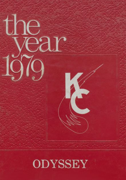 1979 Kansas High School Yearbook Cover
