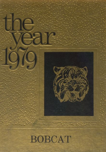 1979 Corning High School Yearbook Cover