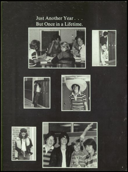 1979 South Charleston High School Yearbook Page 7