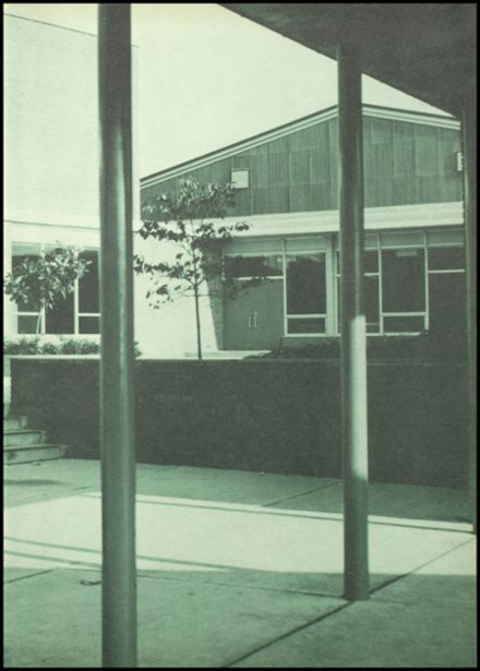 1961 Mt. Pleasant High School Yearbook Page 3