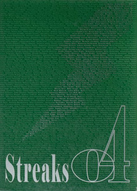 2004 Steinmetz Academic Centre Yearbook Cover