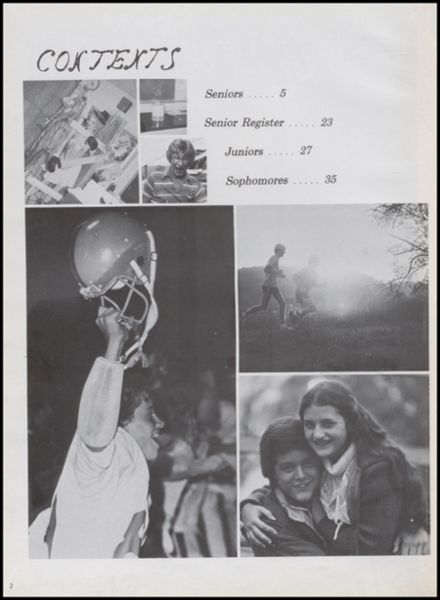 1979 Richland Center High School Yearbook Page 6