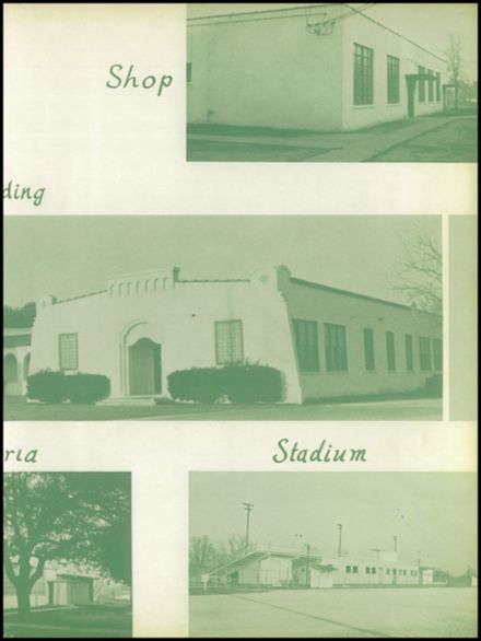 1957 Boling High School Yearbook Page 3