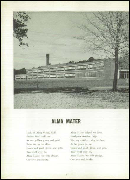 1958 Marion Center Area High School Yearbook Page 6