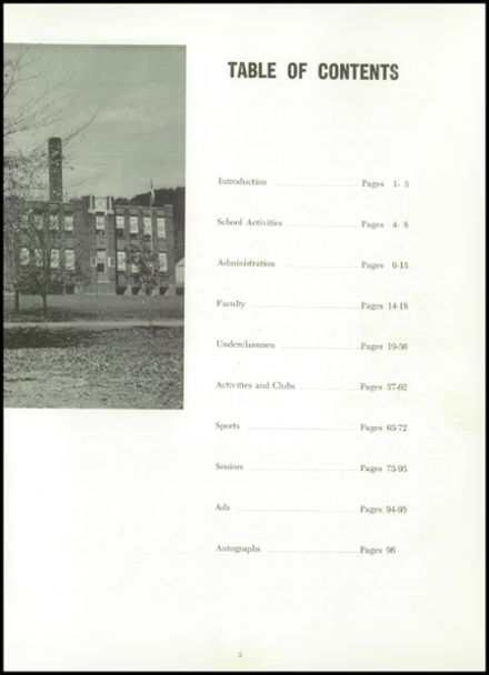 1958 Marion Center Area High School Yearbook Page 7