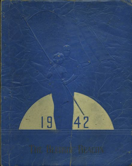 1942 Bledsoe County High School Yearbook Cover