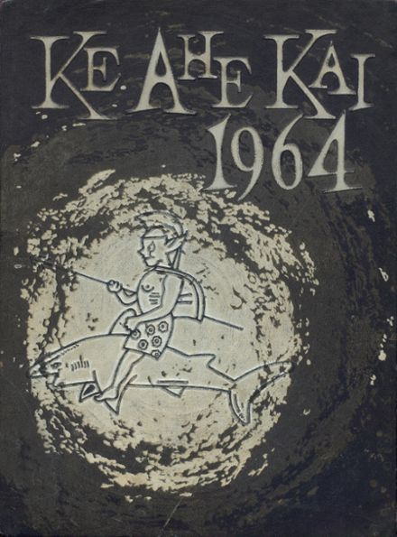 1964 Waianae High School Yearbook Cover