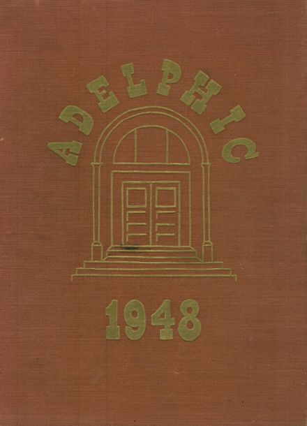 1948 Adelphi Academy Yearbook Cover