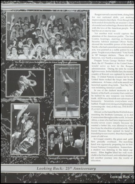 1995 Westland High School Yearbook Page 9
