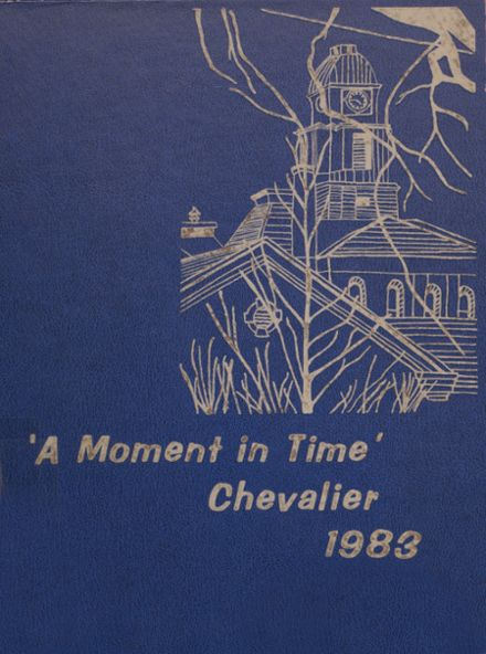 1983 West Holmes High School Yearbook Cover