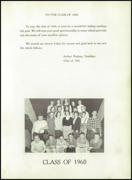 1960 Johnson High School Yearbook Page 7
