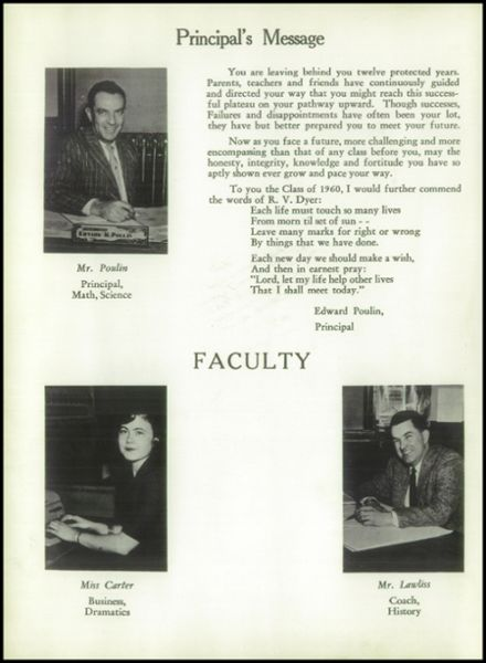 1960 Johnson High School Yearbook Page 8
