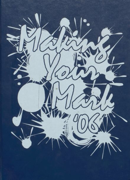2006 Hi Plains High School Yearbook Cover