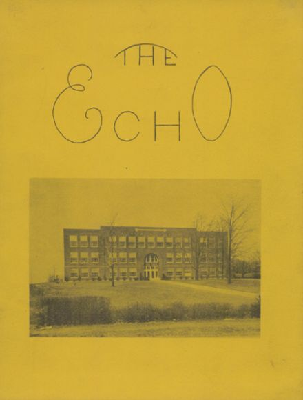 Explore 1936 Springfield Township High School Yearbook