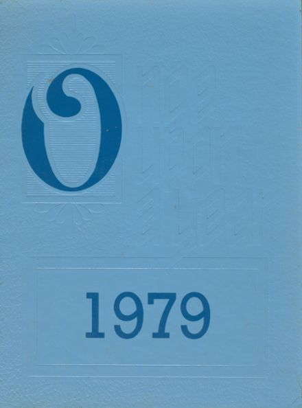 1979 Green Valley High School Yearbook Cover