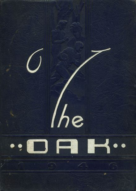 1946 Adamson High School Yearbook Cover