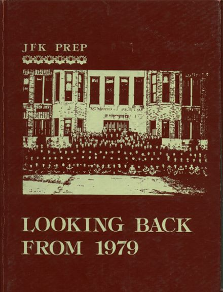 1979 Kennedy Preparatory Yearbook Cover