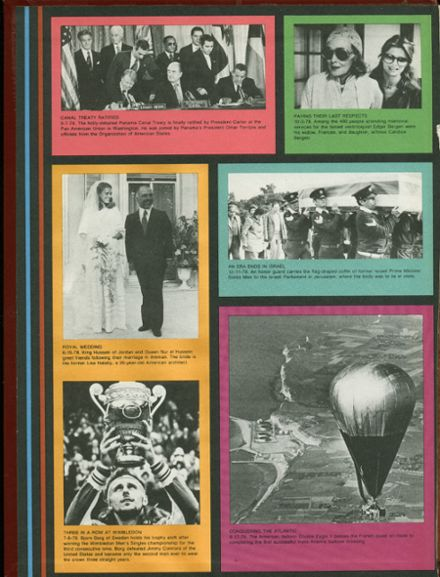1979 Kennedy Preparatory Yearbook Page 2