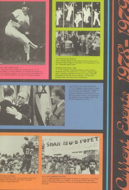 1979 Kennedy Preparatory Yearbook Page 3