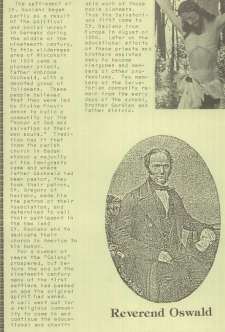 1979 Kennedy Preparatory Yearbook Page 6