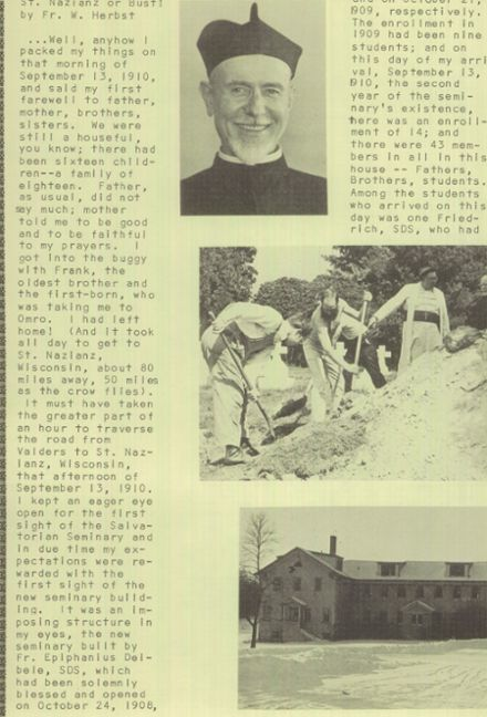 1979 Kennedy Preparatory Yearbook Page 8