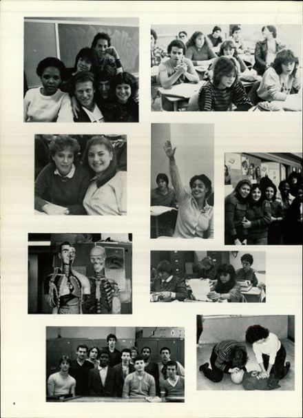 1983 Canarsie High School Yearbook Page 8