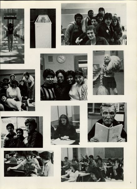 1983 Canarsie High School Yearbook Page 9