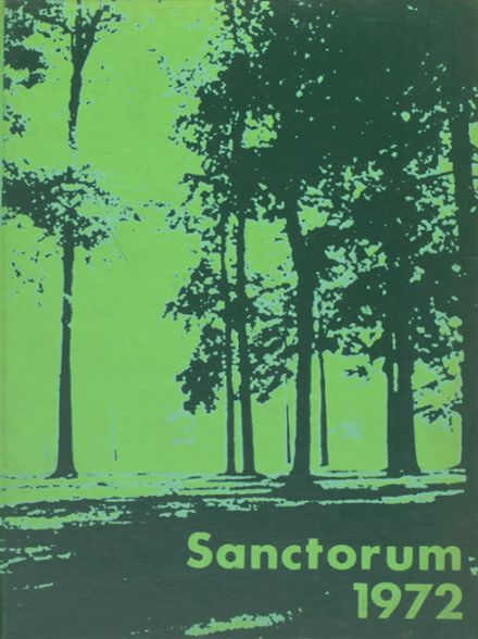 1972 Southview High School Yearbook Cover