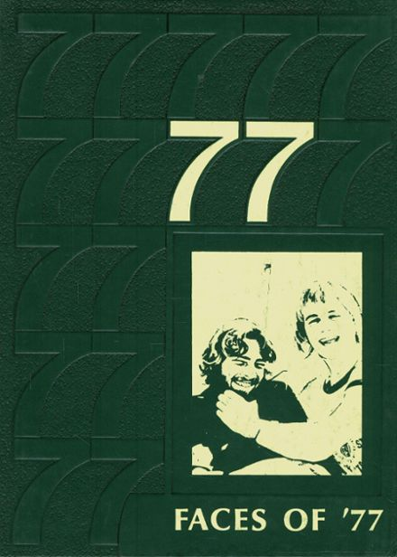1977 St. Thomas High School Yearbook Cover