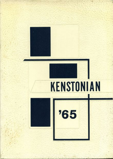 1965 Kenston High School Yearbook Page 1