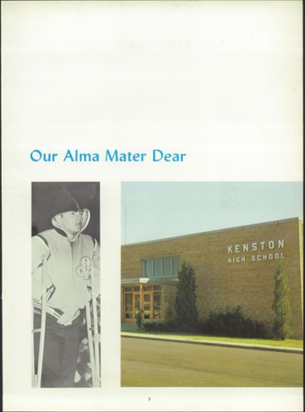 1965 Kenston High School Yearbook Page 7