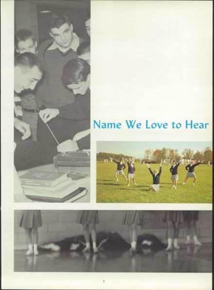 1965 Kenston High School Yearbook Page 9